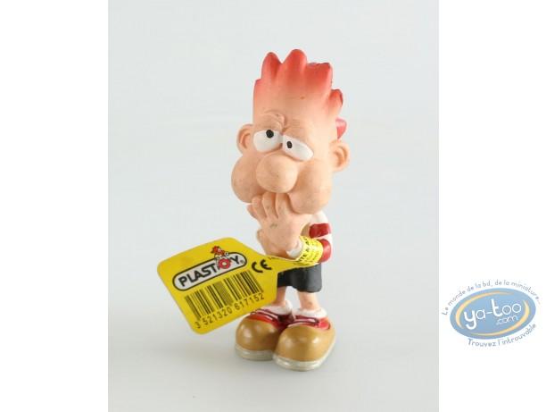 Figurine plastique, Titeuf : Vomito