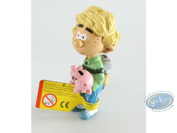 Figurine plastique, Cédric : Cédric