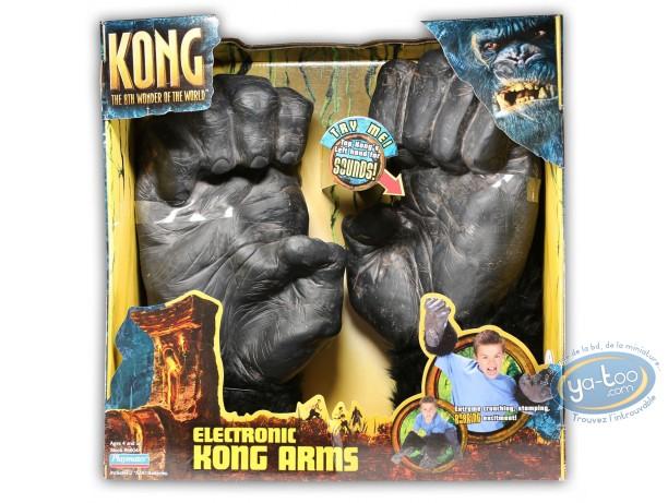 Action Figure, King Kong : Les Mains de King Kong