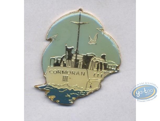 Pin's, Bernard Prince : Cormoran III