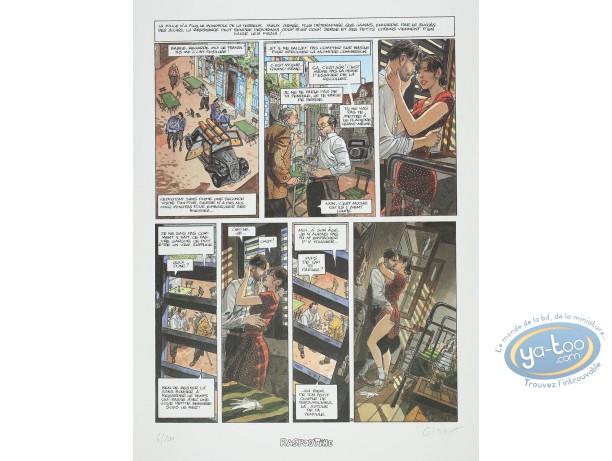 Affiche Offset, Sursis (Le) : Le Sursis : Planche 35