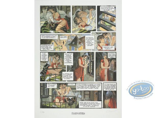Affiche Offset, Sursis (Le) : Le Sursis : Planche 36