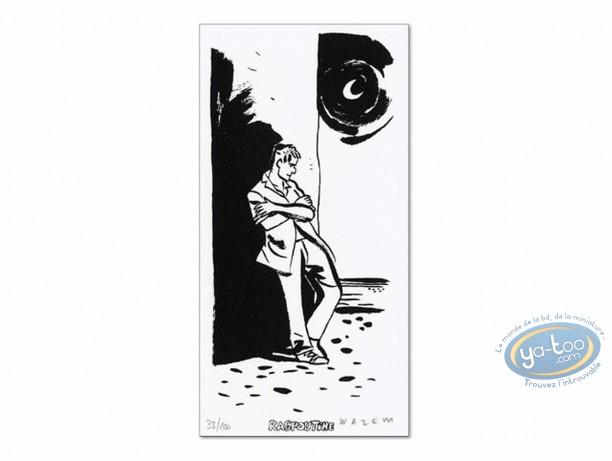 Ex-libris Sérigraphie, Scorpions du Désert (Les) : Les Scorpions du Désert