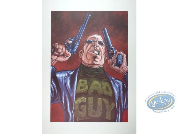 Affiche Offset, Chant des Stryges (Le) : Bad Guy