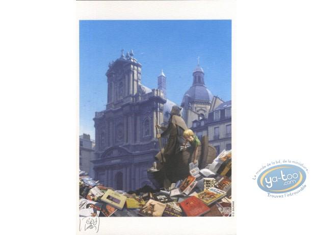 Ex-libris Offset, Hommage à la bd