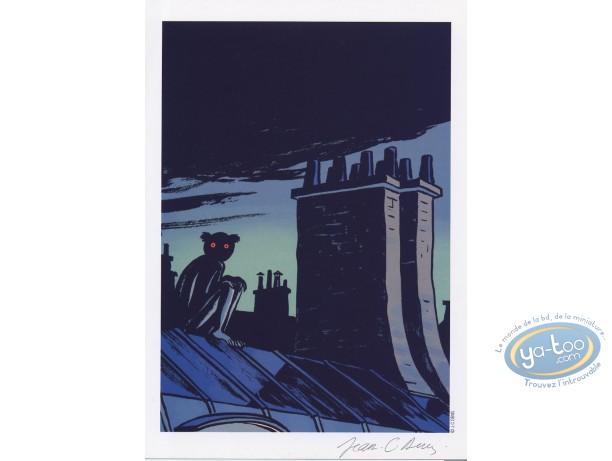 Ex-libris Offset, Pélican (Le) : La nuit