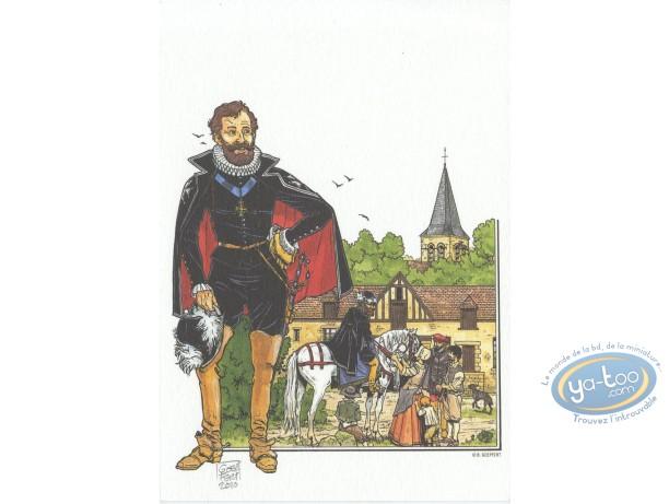 Ex-libris Offset, Histoire : Charles Quint
