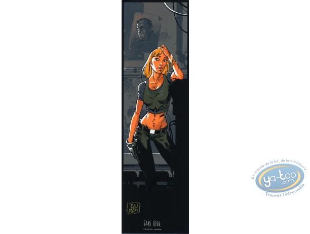 Ex-libris Sérigraphie, Universal War One : Soldat