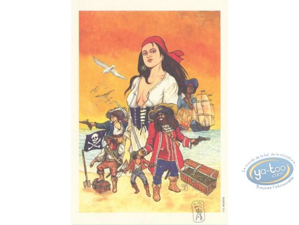 Ex-libris Offset, Pirate