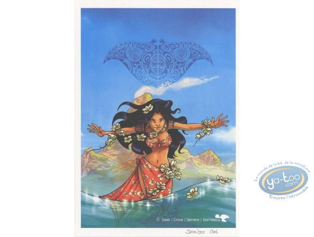 Ex-libris Offset, Thalulaa : Thalulaa