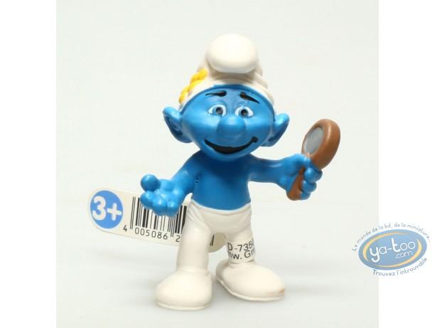 Figurine plastique, Schtroumpfs (Les) : Schtroumpf coquet