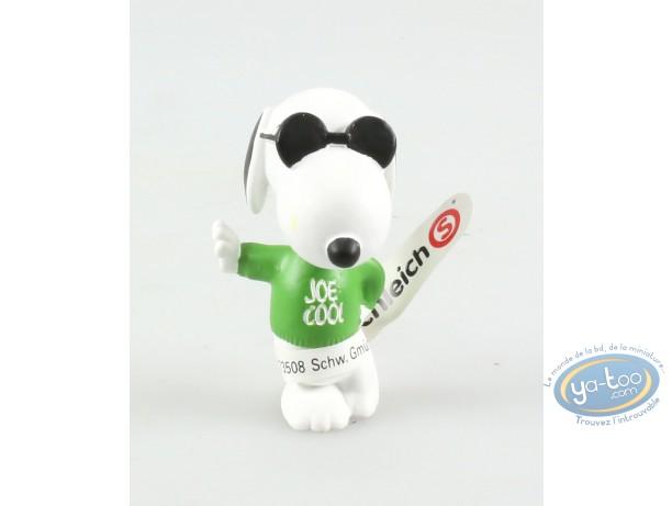 Figurine plastique, Snoopy : Snoopy Joe Cool