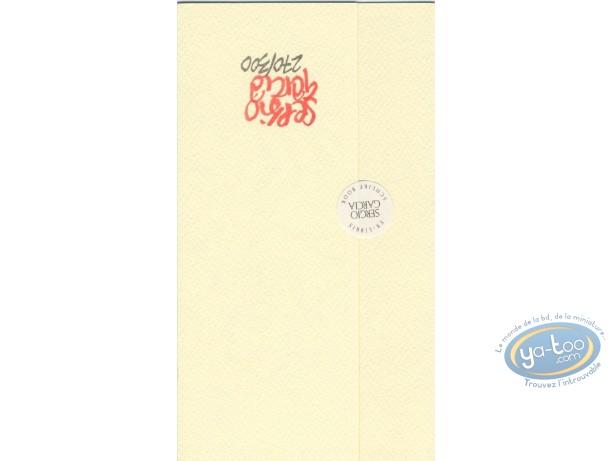 Ex-libris Offset, Géographie Martienne : Strip