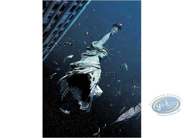 Affiche Offset, Universal War One : Dans l'Espace