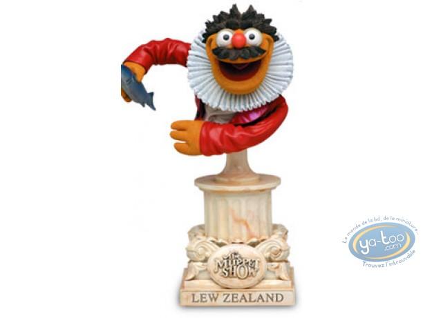 Statuette résine, Muppet Show (Le) : Lew Zealand