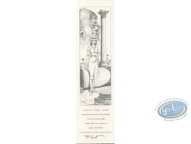 Marque-page offset, Gardien de la Lance (Le) : Egypte