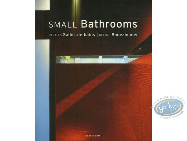 Livre, Petites salles de bains
