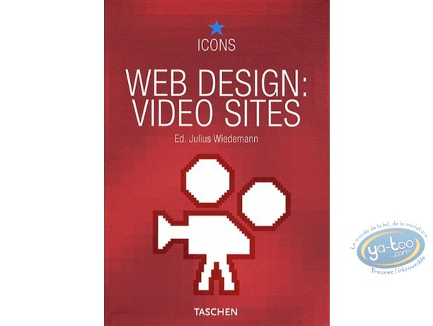 Livre, Web design: video sites