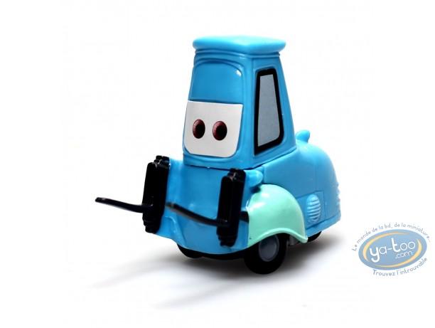 Figurine plastique, Cars : Guido