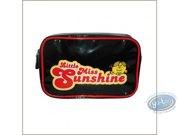 Bagagerie, Monsieur et Madame : Trousse vinyle, Little Miss Sunshine