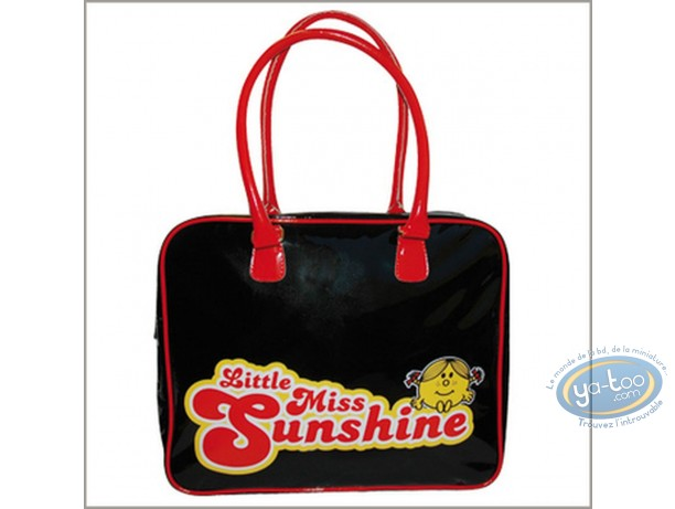 Bagagerie, Monsieur et Madame : Sac à main vinyl, Little Miss Sunshine
