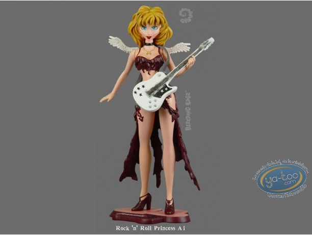 Action Figure, Princesse Ai Rock : Princesse Ai Rock 'n' Roll Exclusive