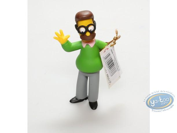 Figurine plastique, Simpson (Les) : Ned Flanders