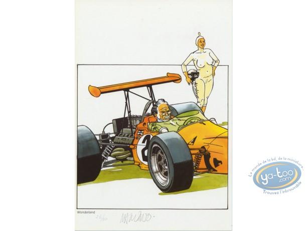 Ex-libris Offset, Dallas Barr : Airskins F1