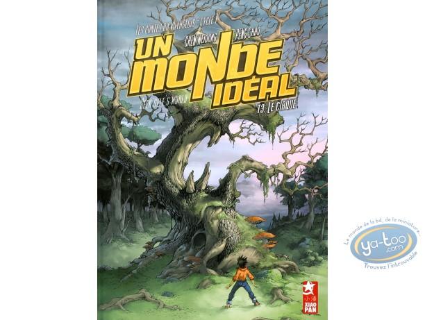 BD prix mini, Monde Idéal (Un) : Le cirque