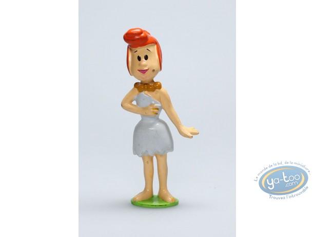 Figurine plastique, Pierrafeu (Les) : Wilma