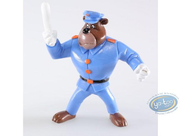 Figurine plastique, Pif et Hercule : Agent Farfouille