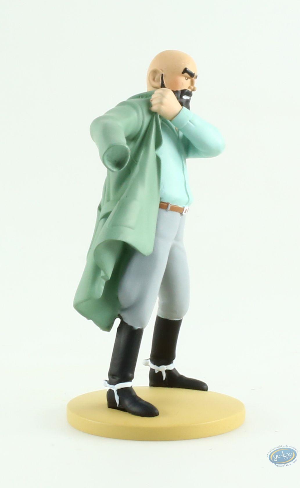 Statuette résine, Tintin : Müller réapparait, Tintin au pays de de l'or noir Page 26