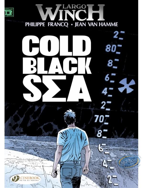BD prix mini, Largo Winch : Cold Black Sea