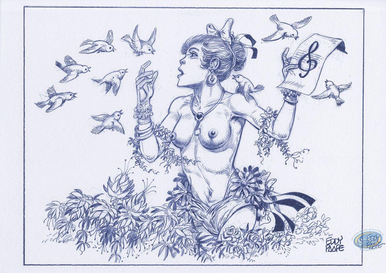 Affiche Offset, Luc Orient : Laura chant