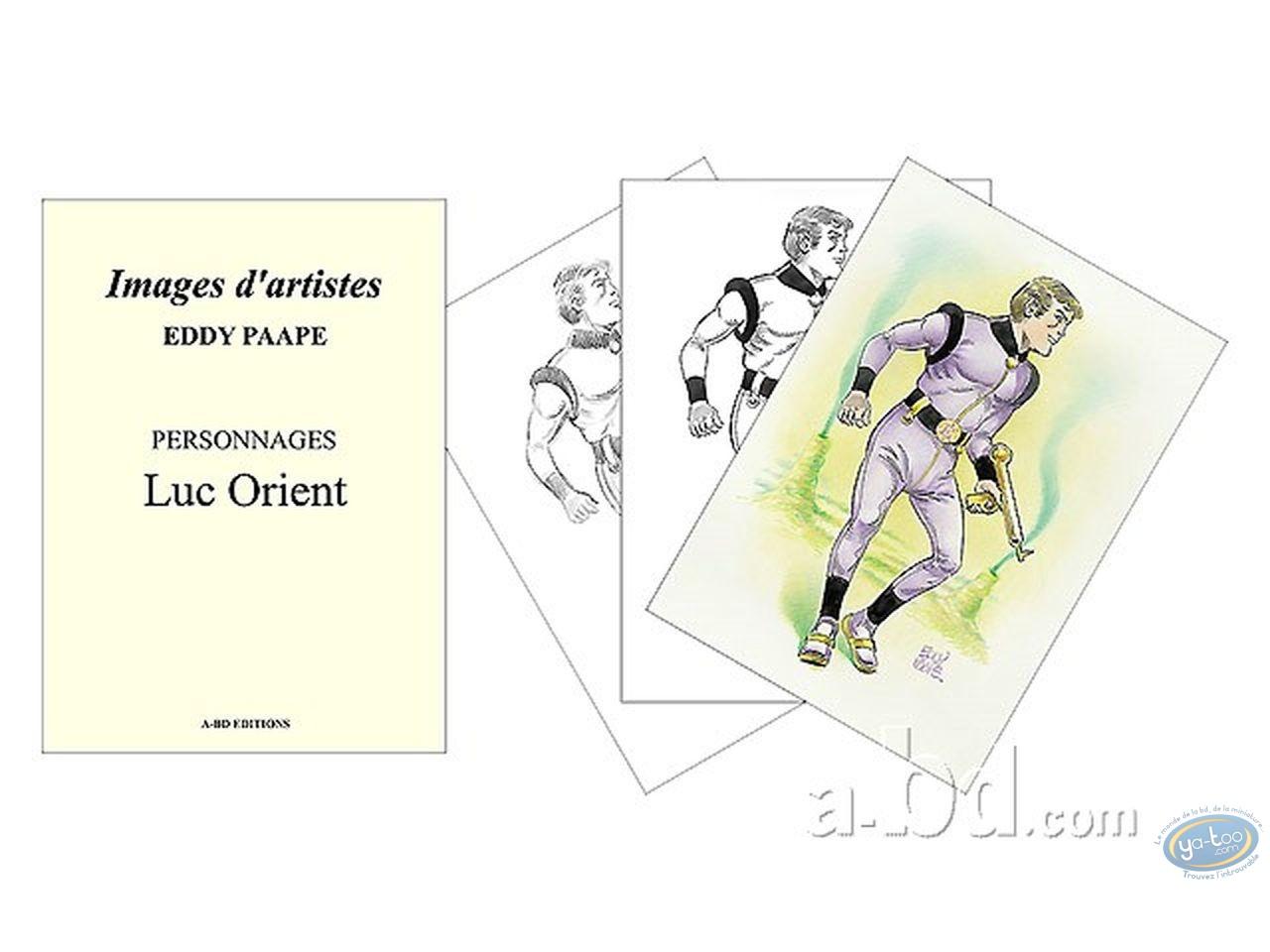 Portfolio, Luc Orient : Orient