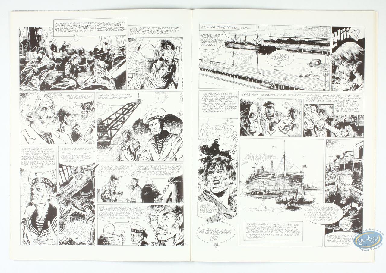 Tirage de tête, Ombres du passé (Les) : Crimée 1920