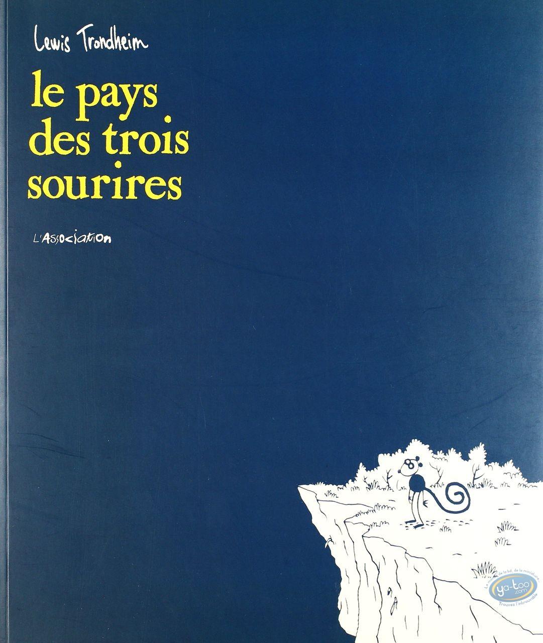 BD cotée, Pays des trois sourires (Le) : Le Pays des Trois Sourires