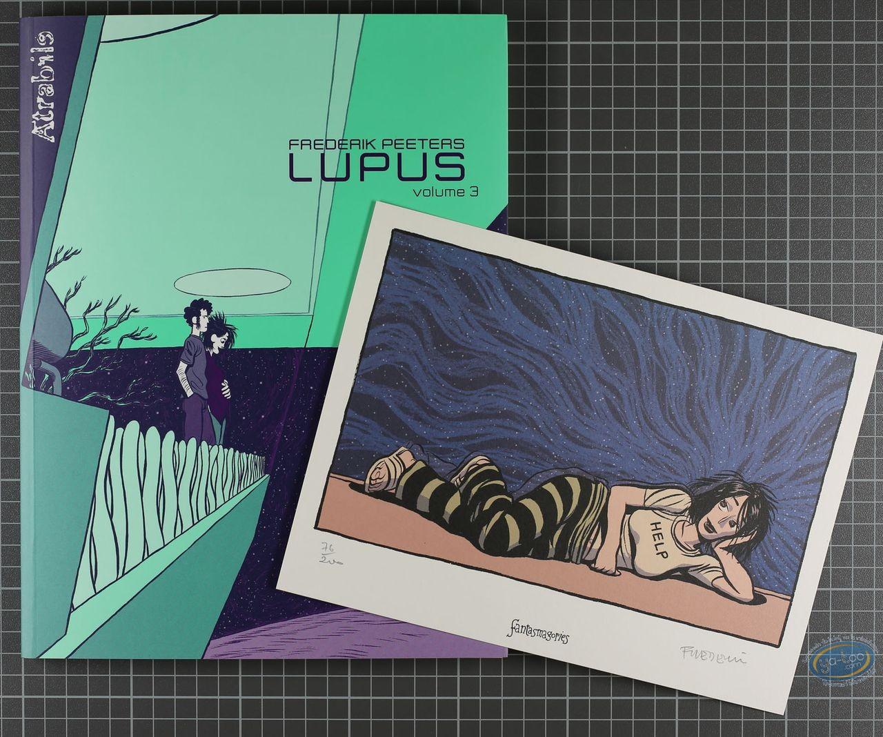 BD cotée, Lupus : Lupus, Volume 3
