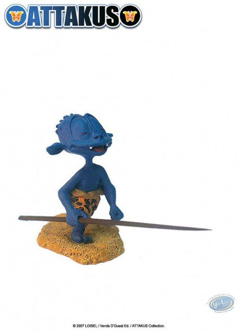 Figurine métal, Peter Pan : Korrigan