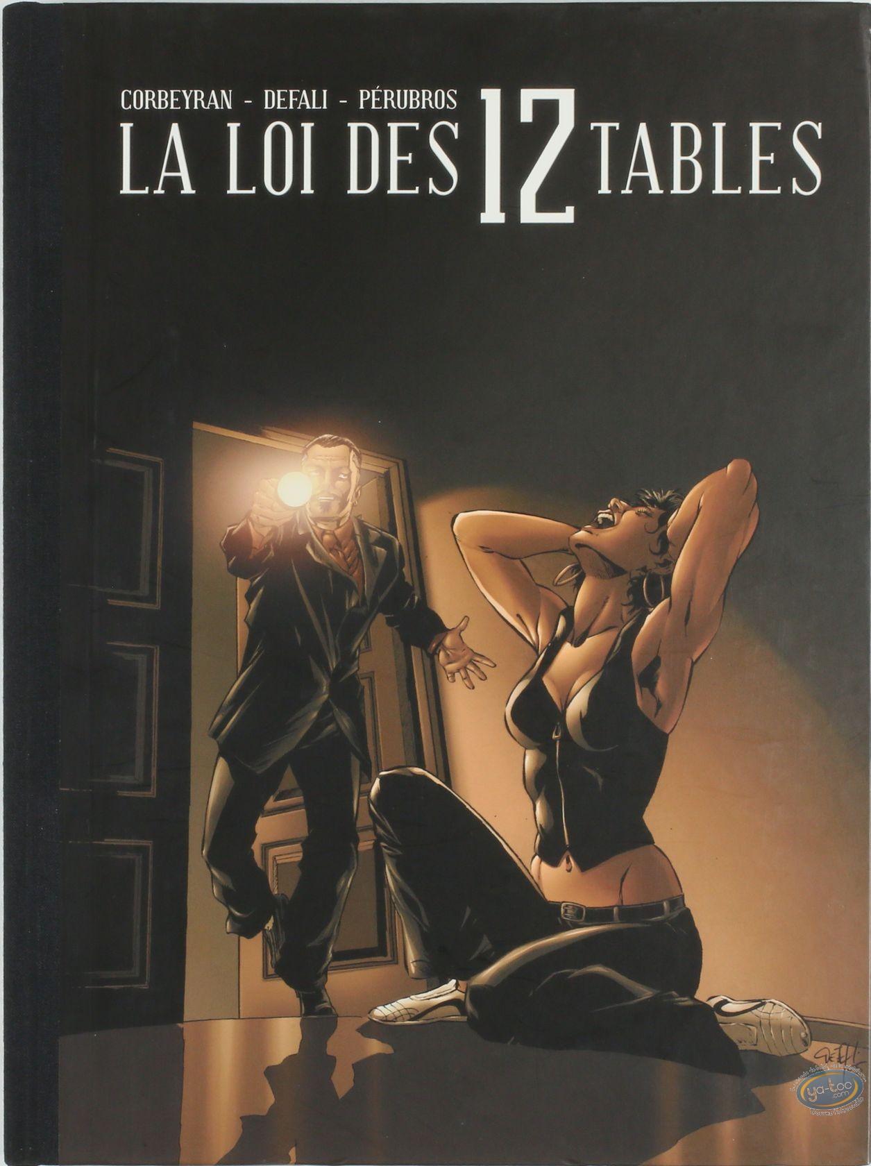 Edition spéciale, Loi des 12 Tables (La) : La Loi des 12 Tables : tome 1+2