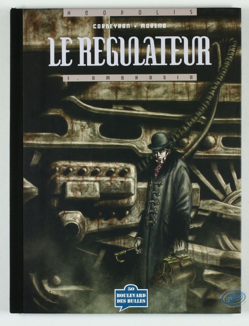 Edition spéciale, Régulateur (Le) : Ambrosia