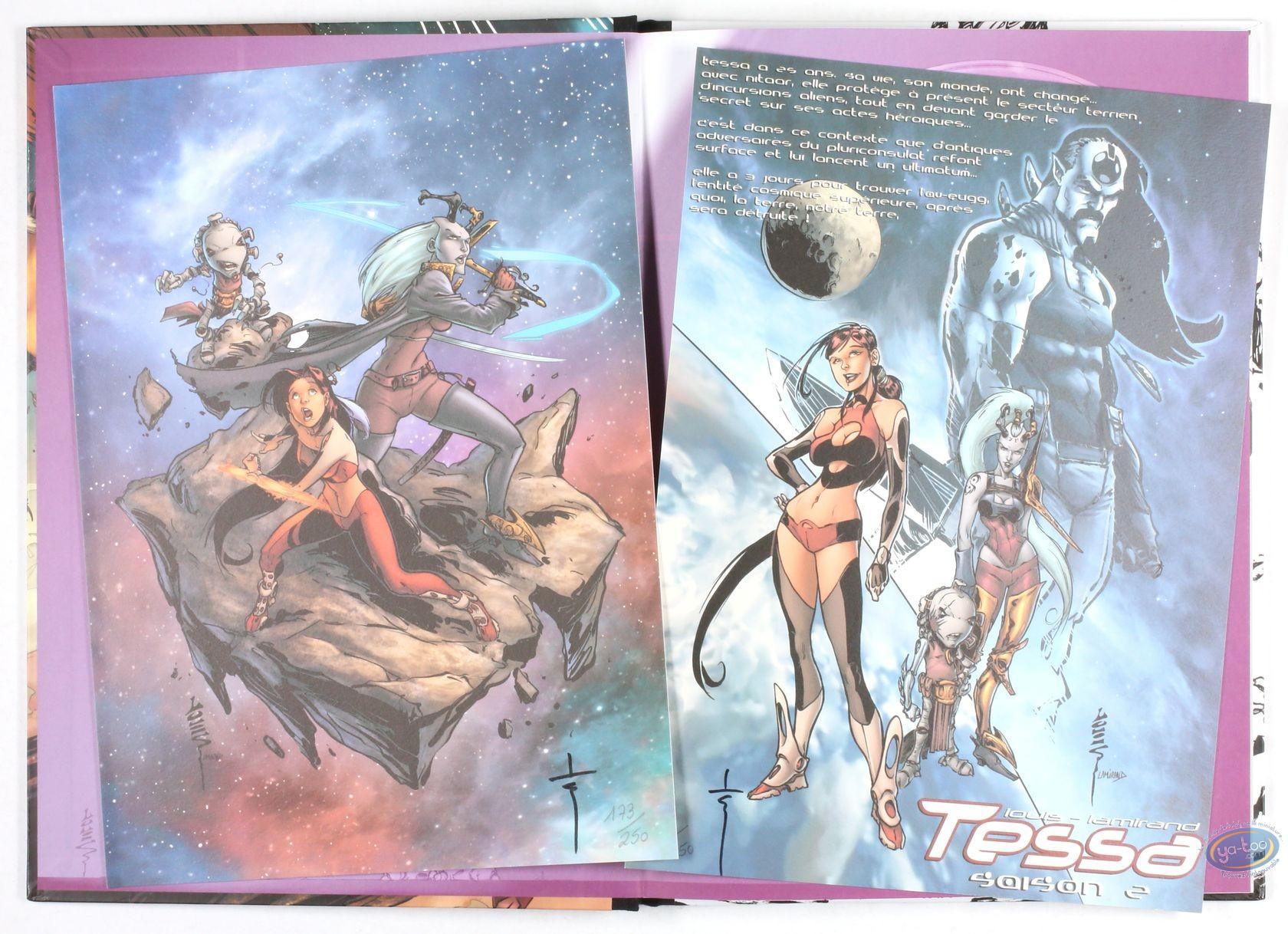 Edition spéciale, Tessa : Là où il y a de la gemme…