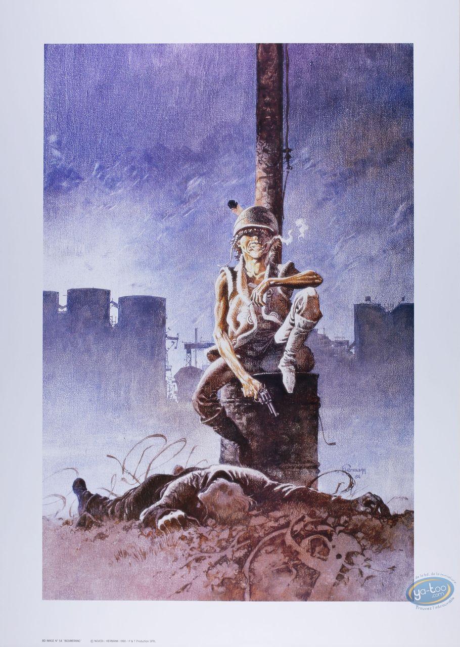 Affiche Offset, Jérémiah : Boomerang