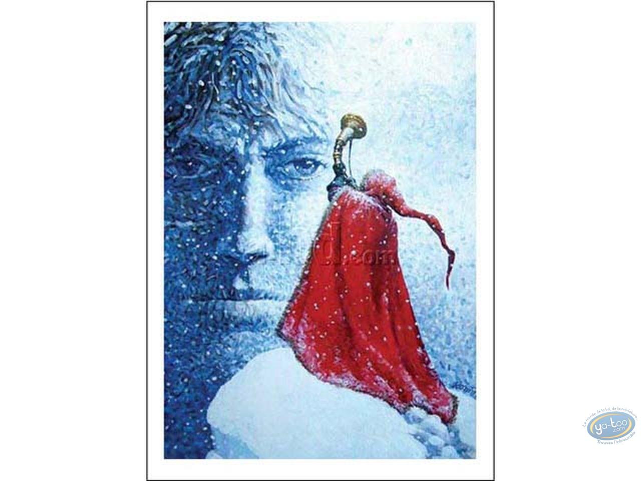 Affiche Offset, Thorgal : Le Maître des Montagnes