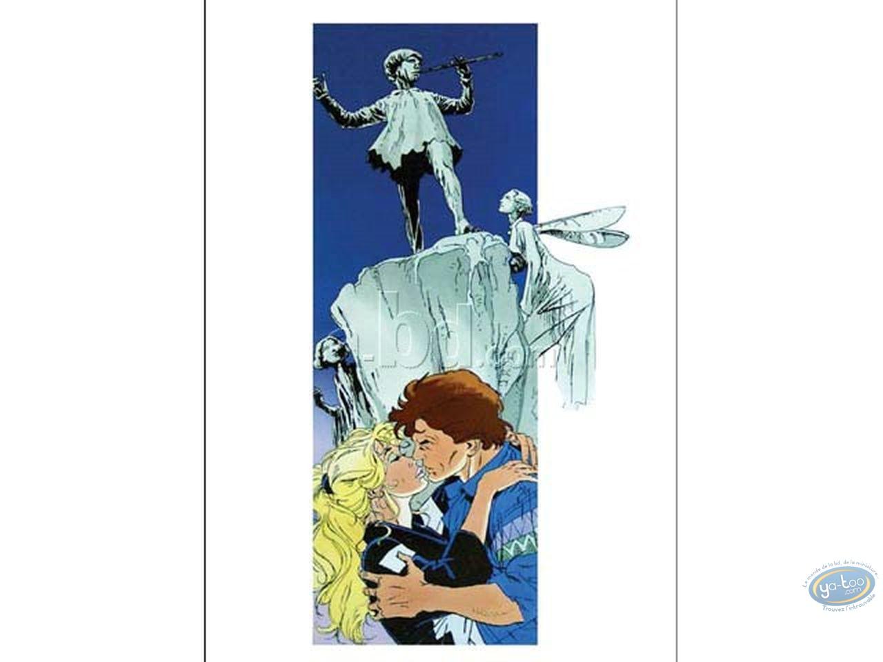 Affiche Offset, Largo Winch : Le baiser