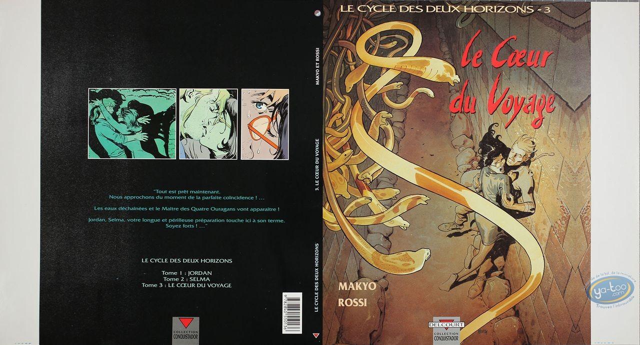 Album de Luxe, Cycle des Deux Horizons (Le) : Le coeur du voyage