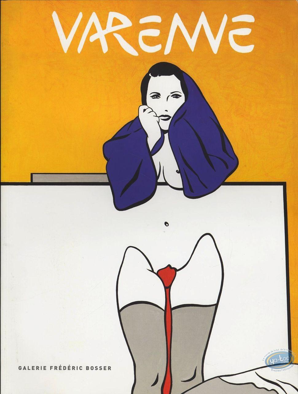 Livre, Catalogue d'Exposition : Acryliques sur toile 2005-2006