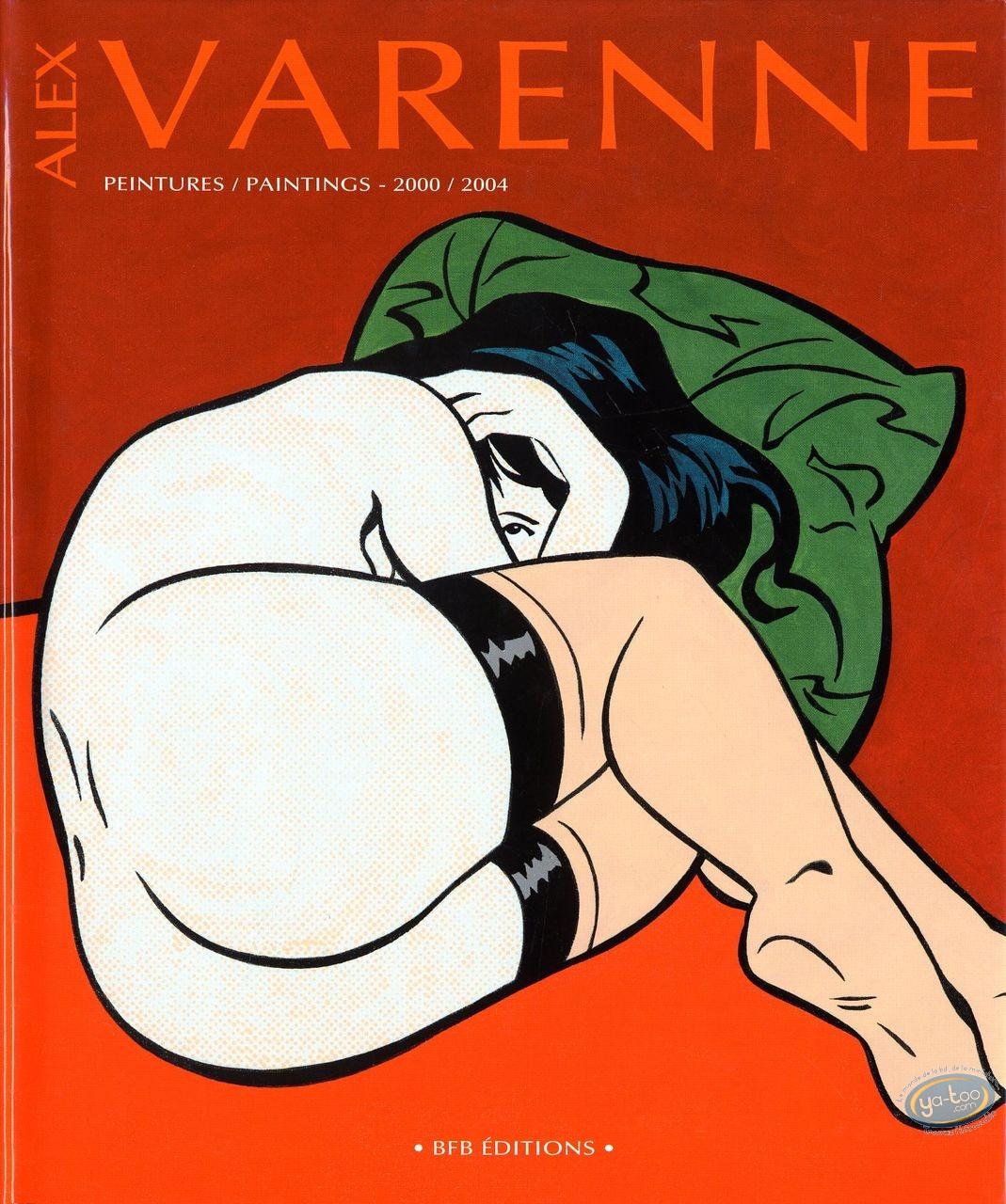 Livre, Varenne : Alex Varenne, Peintures 2000-2004