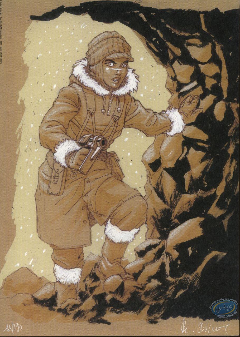 Ex-libris Offset, Sillage : Nävis dans la caverne