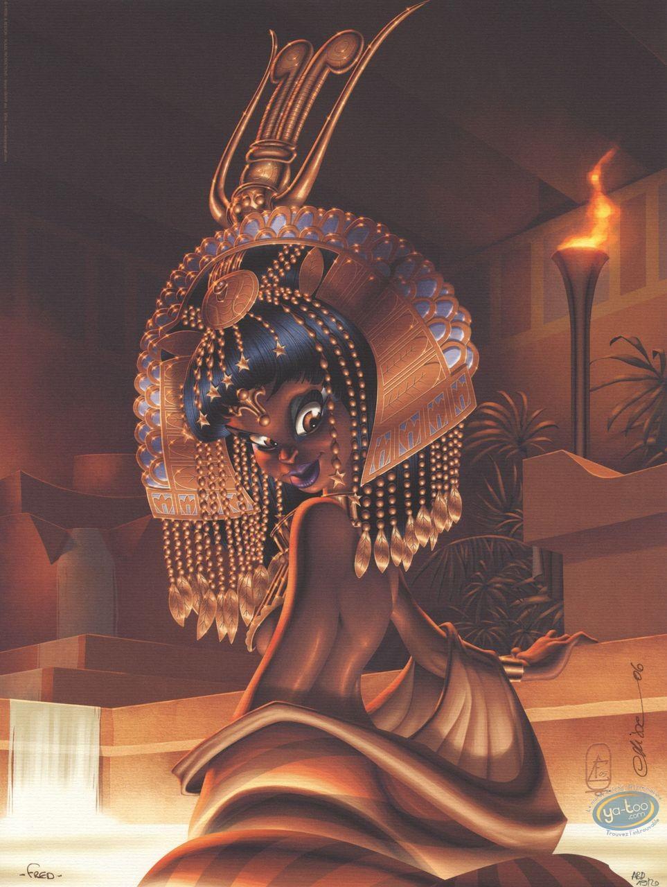 Affiche Offset, Ishanti : La belle Ishanti